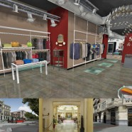 Aplicaciones E-shopping 3D