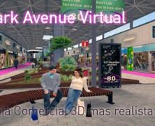 Virtualización 3D Negocios y Centros Comerciales