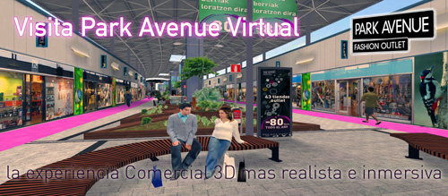 Virtualización Centros Comerciales