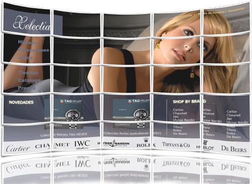Xelectia Diseño Web Especializado en firmas comerciales, marcas y retail