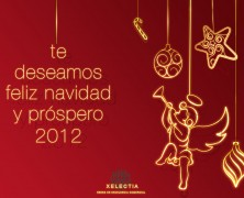te deseamos Feliz Navidad y próspero año 2012We wish you a Merry Christmas