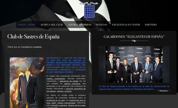 Club de Sastres de España