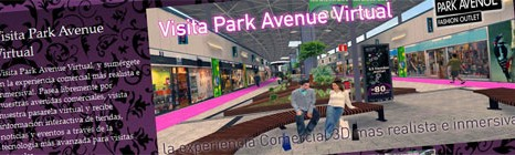 Diseño web Park Avenue Fashion Outlet