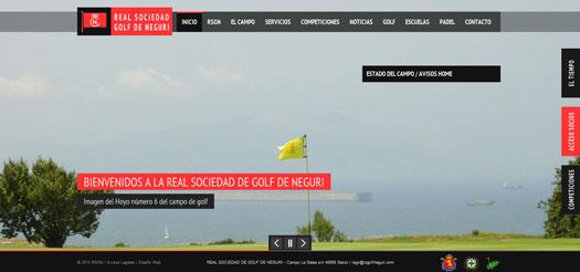 GolfNeguri_Homepage